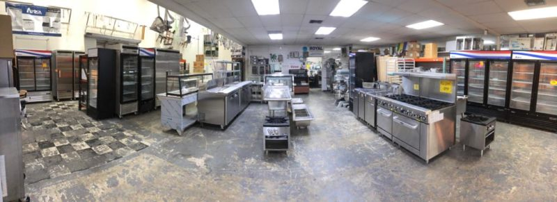 restaurant equipment pompano beach fl